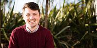 ANU Bachelor of Laws (Hons) student Adam Silverwood