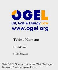 Oil, Gas and Energy Law