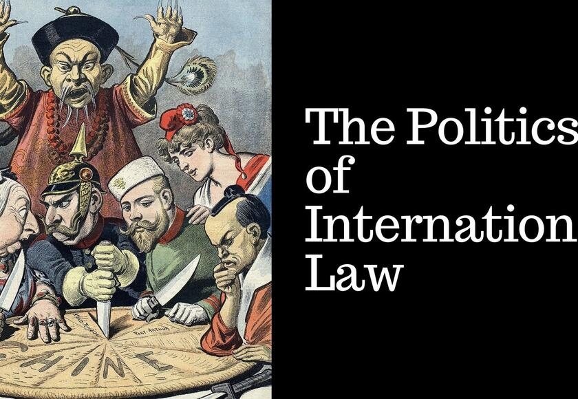 China imperialism cartoon (Henri Meyer, 16 January 1898)