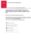 Youth (in)justice and the COVID-19 pandemic: rethinking incarceration through a public health lens