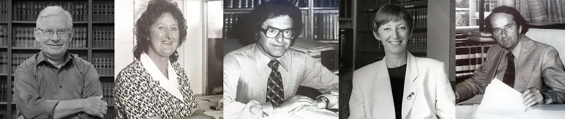 ANU Law Staff Photos